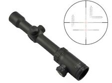 Visionking 1-12x30 Mil-Dot Tactical 30mm Rifle scope Zielfernrohr .223 .308 ETC