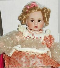 MARIE OSMOND BABY DARLING ROSE BUD TINY TOT MIB With COA