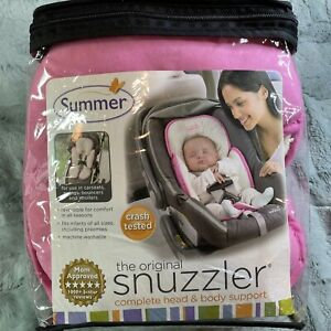 Snuzzler Baby Head Support Car Seat Infant Pillow Neck Stroller Safety Travel