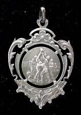 Médaille en argent RUGBY 1910?