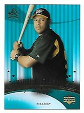 RONNY PAULINO 2005 REFLECTIONS TURQUOISE #259 SERIAL #19/50 FREE COMBINED S/H