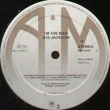 JOE JACKSON - I'm The Man - A&M