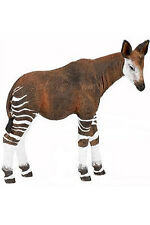 Papo OKAPI Wild Animal Toy Figurine 50077 NEW