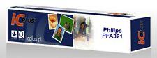 Pellicola FAX COMPATIBILE CON PHILIPS pfa321 pfa322 pfa-321 pfa-322