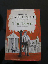 The Town by William Faulkner - First Ed., Stated First Printing, HC with DJ