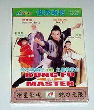 "Jet Li Lian-Jie ""Kung Fu Cult Master"" Chingmy Yau HK 1993 Martial Arts DVD"