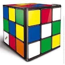 Husky HU231 Rubiks Cube Drinks Fridge