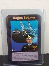 """ILLUMINATI CARD """"Rouge Boomer"""" New World Order Card Game"""
