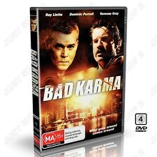 Bad Karma : Ray Liotta Dominic Purcell : New Action DVD