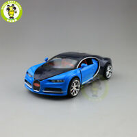 1/32 Jackiekim Bugatti Chiron 2016 Super Car Diecast CAR MODEL TOYS Kids Gifts