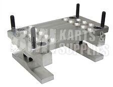 Light Weight Flat 0 Degree Motor Mount Go Kart Racing Cart Drift Trike Parts