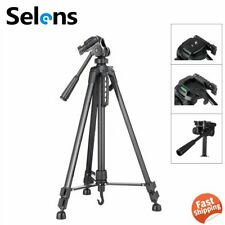 Selens Telescopic Camera Tripod Stand Holder Mount Phone Monopod for Nikon Canon