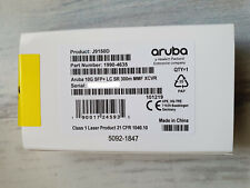 HPE Aruba 10Gb SFP+ LC SR 300m MMF Module Émetteur (J9150D)