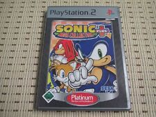 Sonic Mega Collection Plus für Playstation 2 PS2 PS 2 *OVP* P