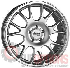 Commodore VB-VFII Advanti Chile 19x8 5-120 ET45 Rims & Caps - Hyper Silver
