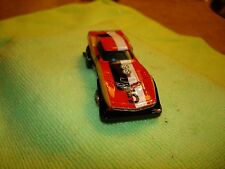 Vintage Lionel power gasser Corvette Ho slotless car offered by Mth
