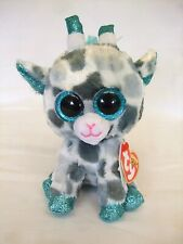 Ty Beanie Boos/Boo Gia Approx 5'' / 15cms Claire's Exclusive