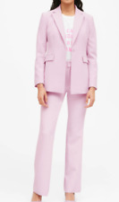 NWT Banana Republic Sculpted fit washable blazer PINK size 10 sold out RV $199