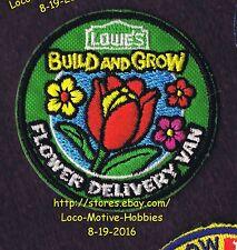 LMH PATCH Badge  SCHOOLHOUSE Photo Holder School House  LOWES Build Grow Clinic