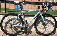 Bici corsa carbonio Saccarelli CRF1 Campagnolo Chorus carbon 10s road bike