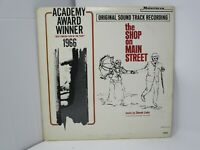 The Shop on Main Street Original Soundtrack LP Mainstream 1967 Promo