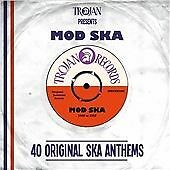 Various Artists - Trojan Presents (Mod Ska, 2012) Brand new and sealed.
