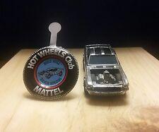 "Hot Wheel's Redline Club ""Boss Hoss"" Silver Special Mustang. 1970's �"
