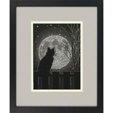 Dimensions® Black Moon Cat Counted Cross-Stitch Kit