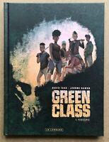 GREEN CLASS T.1 Pandémie - EO 2019 + Dossier Graphique/ Tako & Hamon / État neuf