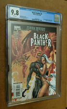Black Panther #5 1st appearance of Shuri as Black Panther Campbell CGC 9.8 NM+/M