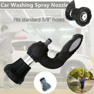 High Pressure Water Power Blaster Car Washing Spray Nozzle Garden Hose Lawn