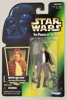 STAR WARS THE EMPIRE STRIKES BACK POWER OF THE FORCE BESPIN HAN SOLO