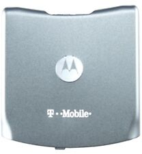 Lot Of 2 Original Oem Motorola Razor V3 Gsm Battery Back Door Cover (Good Used)
