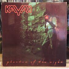 [ROCK/POP]~EXC LP~KAYAK~Phantom Of The Night~{Original 1979~JANUS~Issue]
