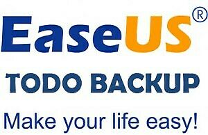 EaseUS Todo Backup Advanced Server 13 WinPE Bootable ISO