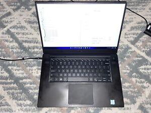 Dell Precision 5510 *XEON E3 1505M v5* *32GB RAM* *512 GB SSD*