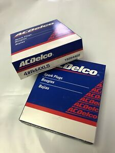 Spark Plug-Conventional ACDelco Pro R44XLS set of 8