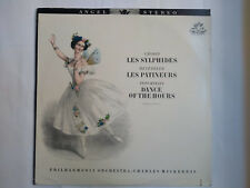 "ANGEL 35833 Charles Mackerras – Ballet Music 12"" Vinyl LP Ex/VG"
