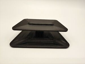 New Black 3D Printed Adjustable Tilting Stand 2.0 for Amazon Echo Show 8