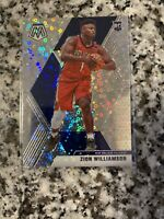 2019-20 Panini Mosaic Fast Break Zion Williamson Disco Variation Rookie Pelicans