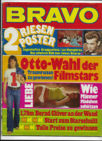BRAVO Nr.48 vom 22.11.1973 Allman Brothers, Beatles, Simone Drexel, Roxy Music..