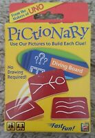 Pictionary Card Game by Mattel