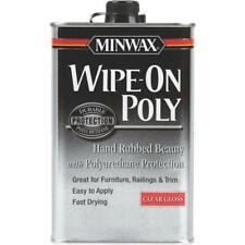 Minwax Minwax Wipe-On Interior Polyurethane 6 Pack