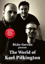 """VERY GOOD"" The World of Karl Pilkington, Merchant, Stephen, Gervais, Ricky, Pil"