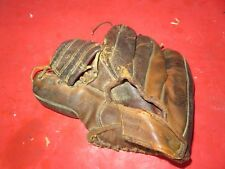 VINTAGE RAWLINGS PM 16 FOR LEFT HANDED PLAYER/ PLAYMAKER BASEBALL GLOVE