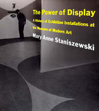 USED (VG) The Power of Display: A History of Exhibition Installations at the Mus