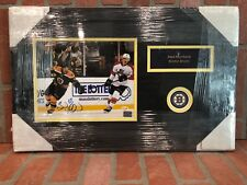 Brad Marchand autographed signed 8x10 framed NHL Boston Bruins COA Stanley Cup