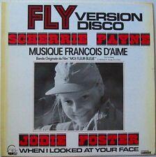 JODIE FOSTER / SCHERRIE PAYNE (LP 33 Tours) Bof Moi fleur bleue FRANCOIS D'AIME