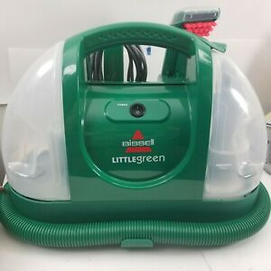 "Bissell Multi-Purpose Portable Carpet Upholstery Vacuum  1400M ""Little Green"""