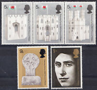 GB 1969 Commemorative Stamps~Investiture~Unmounted Mint Set~UK Seller
